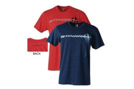 C7 Corvette Stingray Prey T-Shirt (Apparel Color_Apparel Sizes)