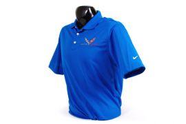 C7 Corvette Grand Sport Men's Nike Dri-Fit Polo Shirt