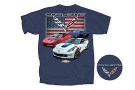 C7 Grand Sport American Corvette T-shirt