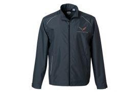 C7 Corvette Men's Under Armour Qualifier Quarter Zip Jacket