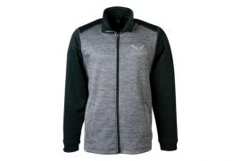 C7 Corvette Tonal Men's Newbury Full Zip Fleece Jacket