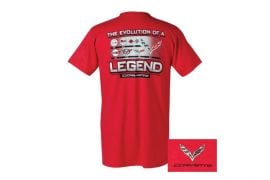 The Evolution of a Legend Tee