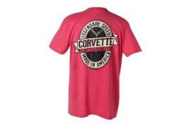 Corvette by Chevrolet T-Shirt