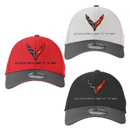 2020 Corvette Flexfit Ballistic Cap