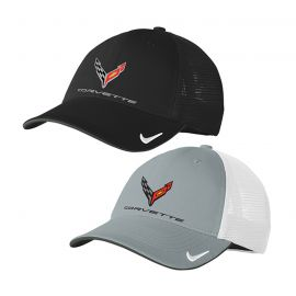 Next Generation Corvette Nike Mesh Fitted Cap