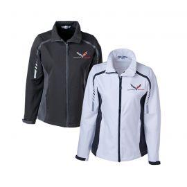C7 Grand Sport Ladies Embark Soft Shell Jacket