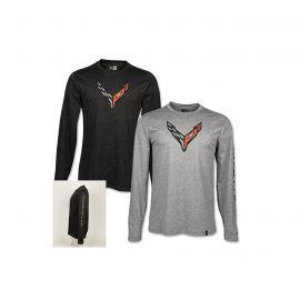 2020 Corvette Carbon Flash Long Sleeve T-Shirt