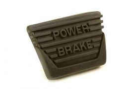 63-67 w/Manual Trans Brake Pedal Pad (Power Brake)