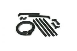 1956-1958 Corvette Convertible Top Weatherstrip Kit
