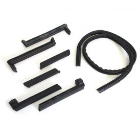 98-04 Convertible Top Weatherstrip Kit