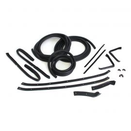 63 Coupe Deluxe Body Weatherstrip Kit