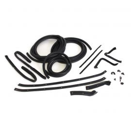 64-66 Coupe Deluxe Body Weatherstrip Kit