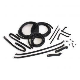 67 Coupe Deluxe Body Weatherstrip Kit