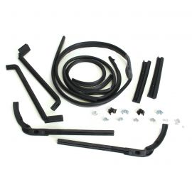 63-67 Hard Top Deluxe Weatherstrip Kit