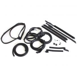 69E Coupe Deluxe Body Weatherstrip Kit