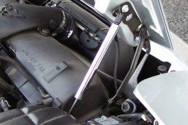 1997-2004 Corvette Hood Support Covers