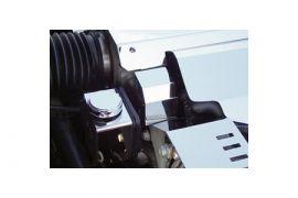 1997-2004 Corvette Stainless Throttle Body Cover
