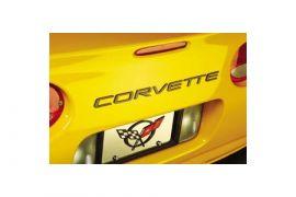 97-04 Rear Bumper Acrylic 3-D Letters