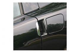 2005-2013 Corvette Door Handle Covers - Chrome