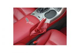 05-13 Parking Brake Cover & Handle
