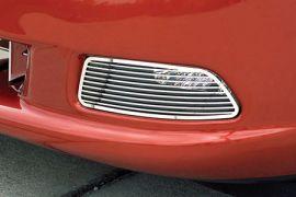2005-2013 Corvette Stainless Driving Light Covers