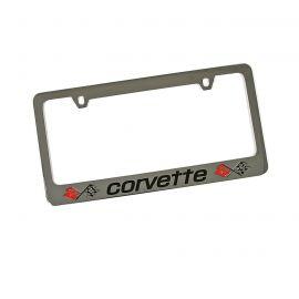 C3 Corvette License Plate Frame