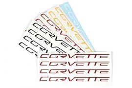 C6 Corvette Vinyl Decals