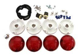 75-82 Tail Light Bubble Lens Kit