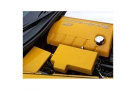 2005-2013 Corvette Painted Fuse Box Cover