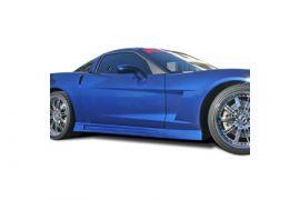 2005-2013 Corvette RK Sport Side Skirts