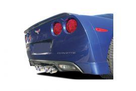 2005-2013 Corvette RK Sport Rear Canards