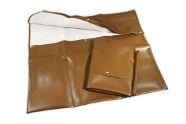 68-82 T-Top Storage Bags in Saddle