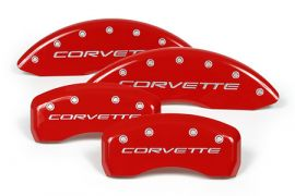 "97-04 Brake Caliper Covers w/""Corvette"""