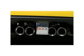 05-13 Z06 Billet Rear Exhaust Enhancement Plate