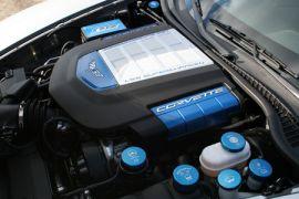 2005-2013 Corvette 6-Speed Painted Engine Cap Set w/Graphics