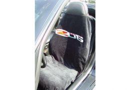 06-13 Seat Armour Cover w/Z06 Emblem