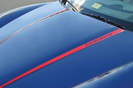 2005-2013 Corvette Hood Decal Stripe Kit