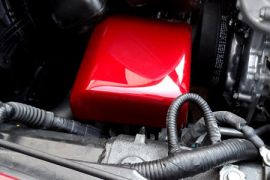 2014-2018 Corvette Painted EBCM Controller Cover