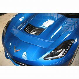 2014-2018 Corvette Speed Lingerie Hood Cover