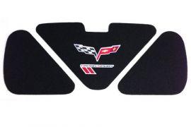 2005-2013 Corvette Conv Trunk Lid Insert w/Grand Sport Emblem