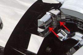 05-07 2-PC Throttle Body Motor Cover