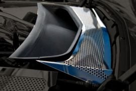 14-18 Stainless Perforated Heat Extractor Cover
