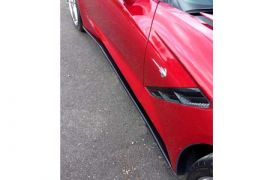 14-18 Stage I Side Skirt Package (Exterior Color)