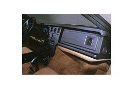 1984-1989 Corvette RH Dash Panel Kit