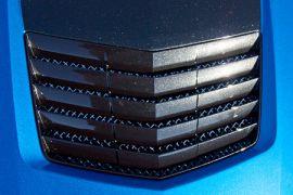 14-18 Laser Mesh Hood Air Intake Vent Grille (Default)