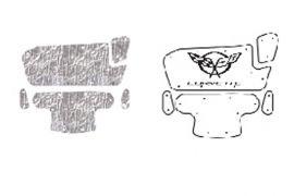 97-04 AcoustiSHIELD Hood Insulation