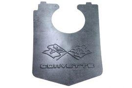 73-75 AcoustiSHIELD Hood Insulation (C3 Emblem)