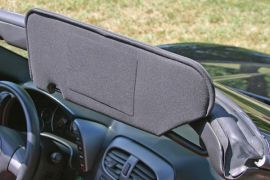 14-18 Sunvisor Label Covers