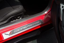 "14-18 Complete Sill Protection w/Embossed ""Corvette"""