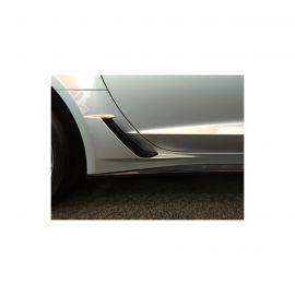 15-18 Z06/GS Cleartastic PLUS Lower Rocker Panel & Door Protection (Default)